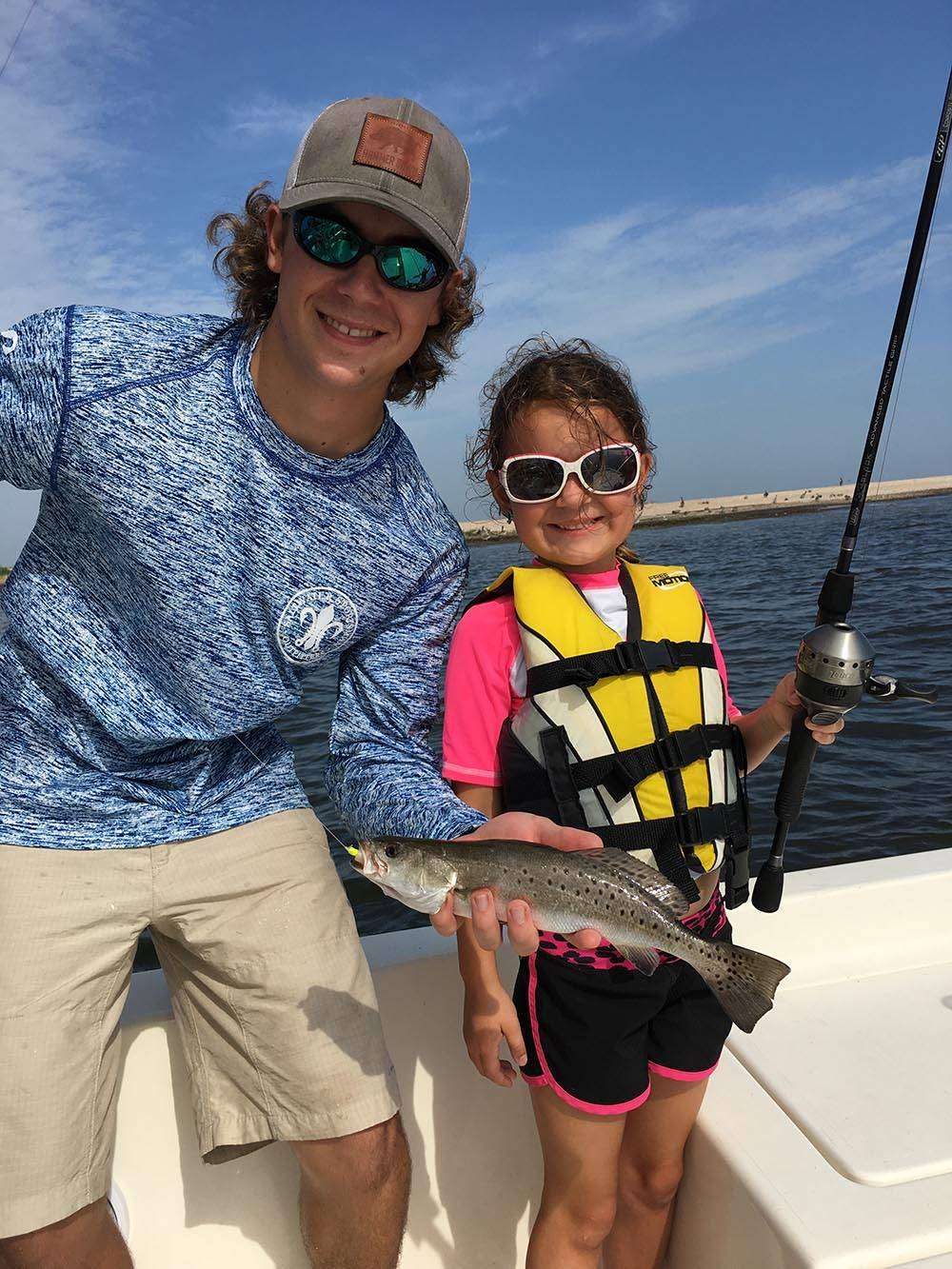 A picture of Family Fun Fishing Charters with Legends of the Lower Marsh