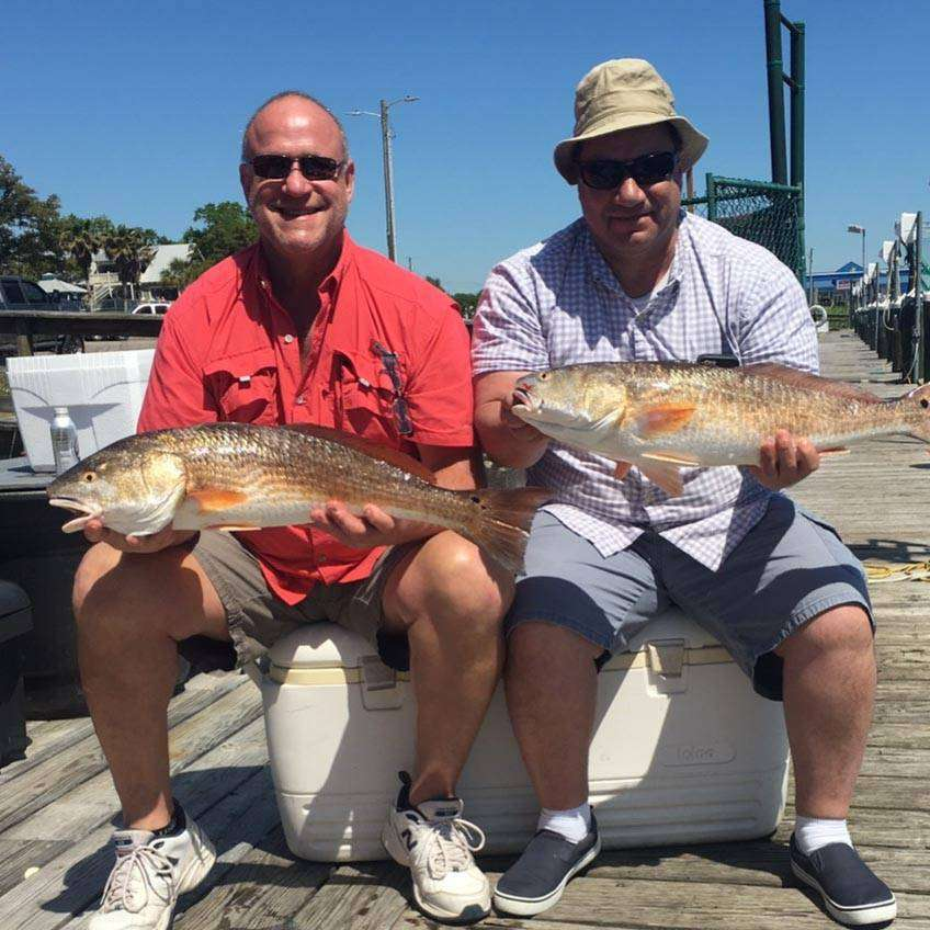 A picture of Louisiana Marsh Fishing Charters with Legends of the Lower Marsh