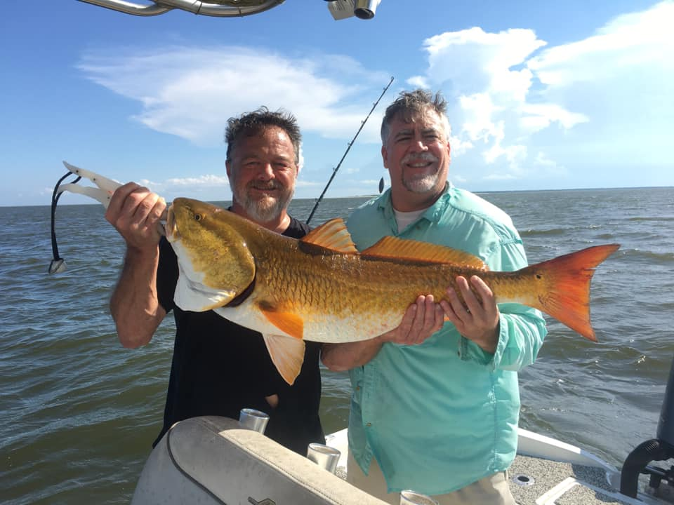 A picture of Gulfport Fishing with Legends of the Lower Marsh